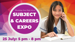 Careers Expo - 25 July 5pm - 8pm